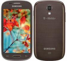 Samsung Galaxy Light SGH-T399N - 8GB - Brown Metro PCS Smartphone Unlocked