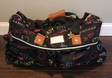 Rampage Womens Rolling Suitcase 30 In X 14 In