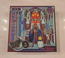 Transformers DX9 Salmoore Cy-Kill Gobots Machine Masterpiece Scale aka Wreck Gar