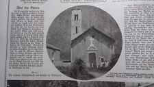 1918 Illustrierte 33 Arbedo Odessa / Fliegerangriff Trier / Albanien