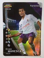 Enzo Maresca Football Champions Wizards 2004/2005 RARA FOIL