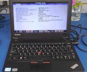 Lenovo Thinkpad  X130e i3-2367M @1.40GHz 2GB RAM 160GB HDD WINDOWS 10