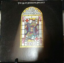 THE ALAN PARSONS PROJECT The Turn of a Friendly Card Album Released 1980 USA