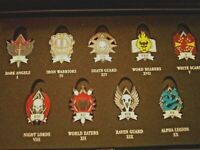Horus Heresy: Legion Pin Badges II (Limited Collector's Set) - Black Library