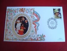 NIUE - 2007 ROYAL DIAMOND WEDDING 1 - FIRST DAY COVER -  EX. CONDITION