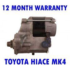 TOYOTA HIACE MK4 MK IV 2.7 1998 1999 2000 2001 - 2006 RMFD STARTER MOTOR