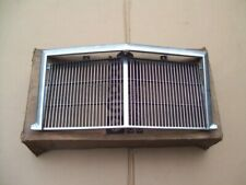 Good USED 1984 - 1989 Chrysler Fifth Avenue radiator GRILLE AND FRAME