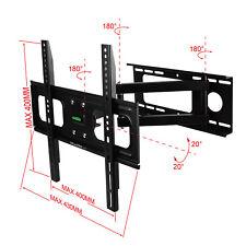 Full Motion Plasma LCD LED TV Wall Mount 32 37 40 42 46 47 50 52 55''