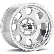 4 15 inch AR172 Polished 15x8 E150 Van F100 F150 Truck Wheels 5x5.5 5x139.7