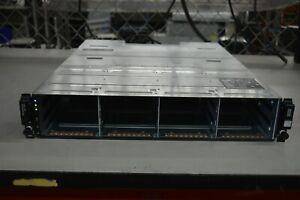 Dell PowerVault MD1200 U648K 12-Bay Storage Array w/ 2x SAS 6 GB Controllers
