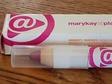 NEW Mary Kay At Play PURPLE PUNCH Lip Crayon Color & Liner Full Size NIB 069248