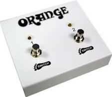 Orange Model #FS-2 Dual Channel Amplifier Footswitch -for Rockerverb,Thunderverb