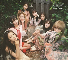 OH MY GIRL-WINDY DAY (3RD MINI ALBUM REPACKAGE/60PP BK/PHOTO CARD)  CD NEW