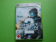 Tom Clancy's Ghost Recon: Advanced Warfighter 2 (Microsoft Xbox 360, 2007, DVD-B