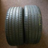 2x Pirelli Scorpion Verde MOE 255/45 R20 101W DOT 0416 4 mm Reifen