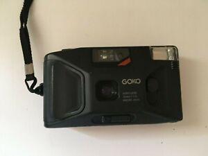 appareil photo goko UF 20 35 MM 1/3.8 MACRO 45cm testé OK argentique vintage