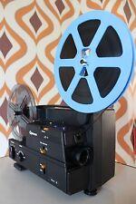 OPTOMAX JE-1 SUPER 8 8 mm Standard 8 Retrò CINE REEL FILM MOVIE Projector VERSI