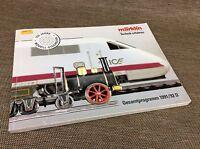 Vintage Marklin german text model railway  Catalogue 1991/92