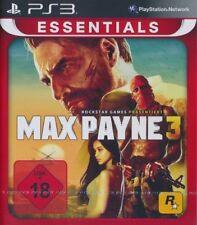 PS3 Max Payne 3 Spiel NEUWARE