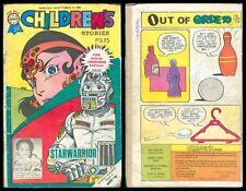 1989 Philippines CHILDREN'S STORIES KOMIKS #193 Comics