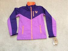 NIKE - GIRLS - SOFT SHELL JACKET - PURPLE - SIZE MEDIUM - NWT