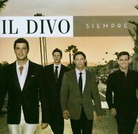 IL DIVO - SIEMPRE  CD NEW!