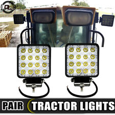 4Inch 48W Led Work Light Spot Deck John Deere 4840 8245R 9Rx Row Crop Tractor