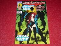 [ Bd Marvel Comics USA] Presents #129-1993 Wolverine / Ghost Rider