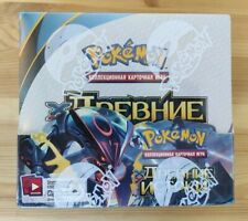 RUSSIAN POKEMON TCG - Ancient Origins - Booster box - FACTORY SEALED