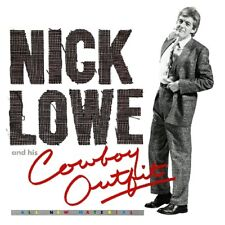 NICK LOWE - NICK LOWE & HIS COWBOY OUTFIT   CD NEW+