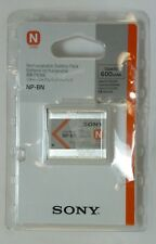 Sony - NP Lithium-Ion battery (NP-BN) Camera Rechargeable battery