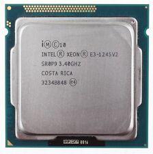 SR0P9 Intel Xeon E3-1245V2 3.4 GHz Quad-Core (CM8063701098602) Processor