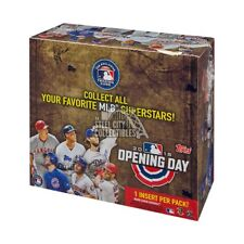 2018 Topps Opening Day Baseball Hobby Box