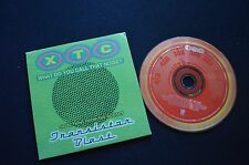 XTC WHAT DO YOU CALL THAT NOISE RARE CD SINGLE IN CARD SLEEVE!