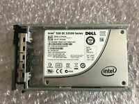 Dell 0D298X D298X Intel DC S3500 Series 300gb SATA 2.5''  SSD  With Tray