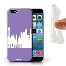 Housses et coques anti-chocs violets Apple iPhone 6 pour téléphone mobile et assistant personnel (PDA)