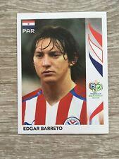 Panini WC Germany 2006 - Extra Update Edgar Barreto