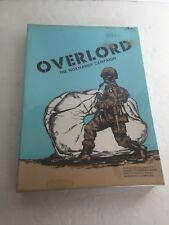 Vintage Sealed Mint 1973 Overlord The Normandy Campaign Realistic War Game