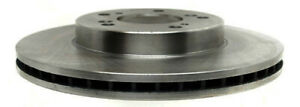 Disc Brake Rotor-Non-Coated Front ACDelco 18A441A