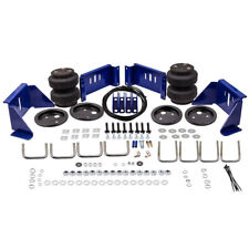 Rear Air Helper Spring Suspension Leveling Kit fit Ford Dodge Chevy Pickup