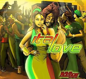 ITAL LOVE REGGAE LOVERS ROCK MIX CD