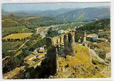 CPSM 11360 DURBAN CORBIERES Les Ruines du Château Edit SOFER 1970