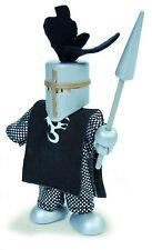 Budkins BK954 Dark Knight Henry by Le Toy Van - Knights World Range