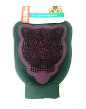 Petmate Furbuster 3-in-1 Cat Grooming Glove Purple