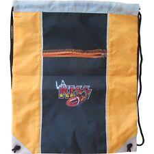 LA KISS Heavy Mesh Drawstring Bag