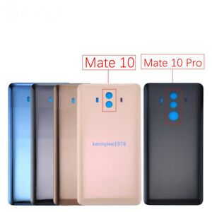Replacement For Huawei Mate 10 Battery Rear Glass Door Back Cover Case+Adhesive
