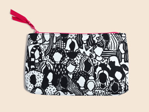 10 Ipsy March 2018 Black and White Design Ipsy Bags Only (no contents)