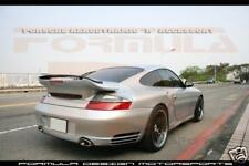 996 TURBO SPORT STYLE ENGINE LID WITHOUT WING 996TT