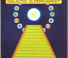 COSMIC JOKERS galactic - rare CD orig digipak SAPLAX OHR CD14292 Fr (1994) prog