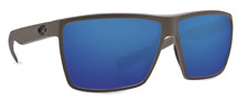 COSTA DEL MAR RINCON POLARIZED RIN198 OBMGLP SUNGLASSES MOSS/BLUE GLASS 580G